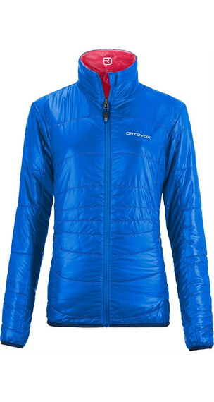 Ortovox W's Piz Bial Light Jacket (SW) Blue Ocean